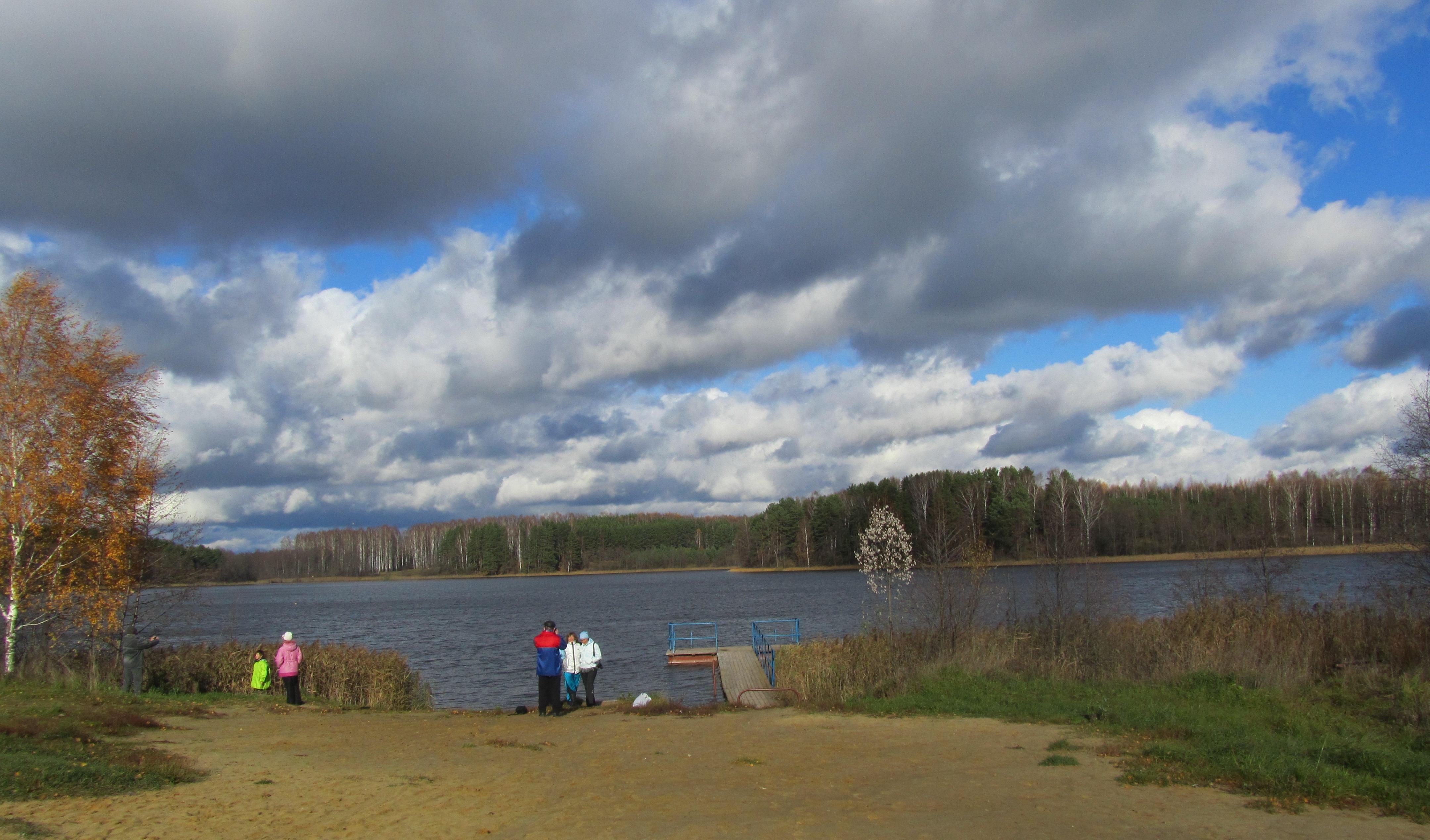 Озеро Табашино